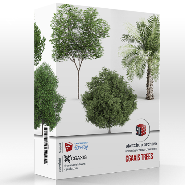 Cgaxis Trees-Free - Sketchup Archive
