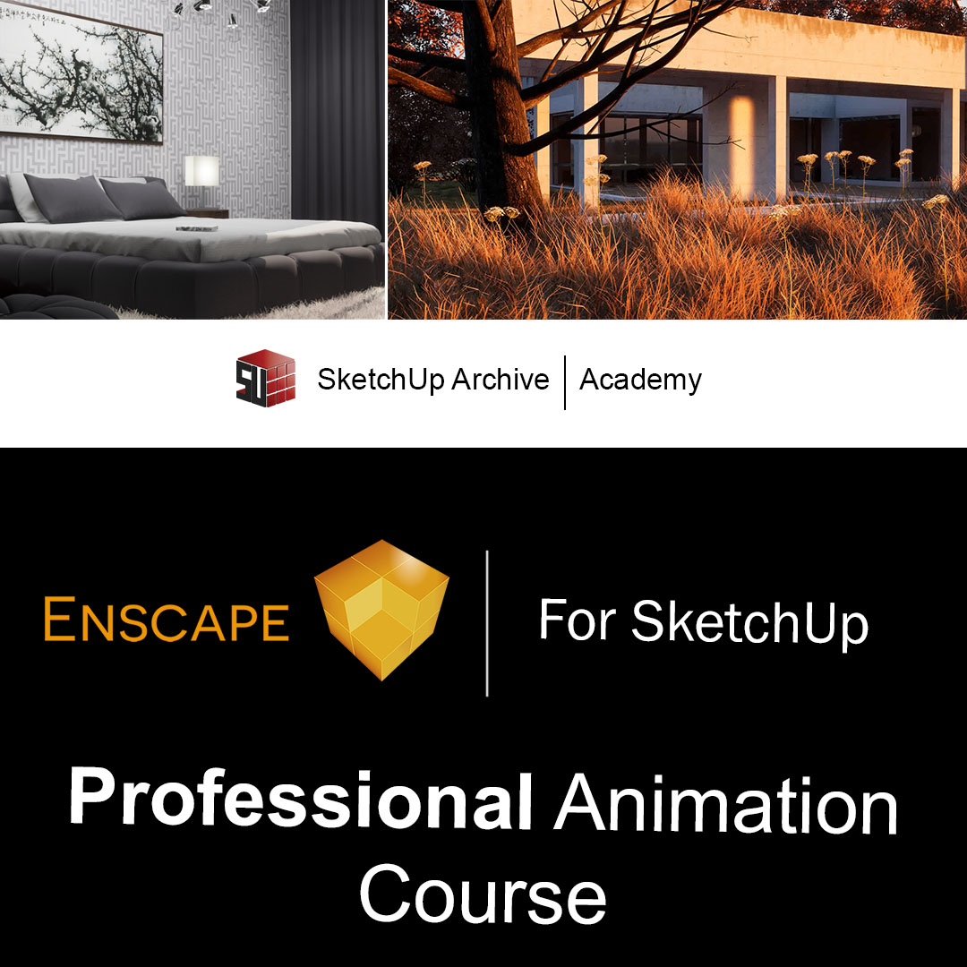 Pro Animation Course using Enscape